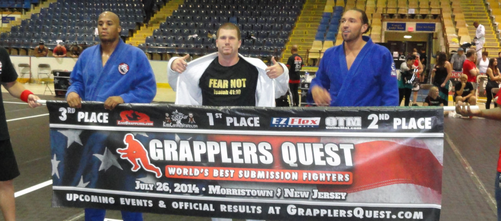 Dauntless BJJ Takes 7 Medals At The 2014 Grappler's Quest Nationals