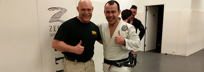 Pursuing The Best In BJJ With Marcelo Garcia