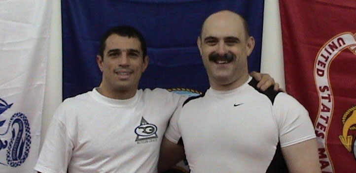 Trained Under Royler Gracie 2001-2005