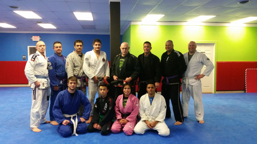 Dauntless BJJ With Pedro Palhares